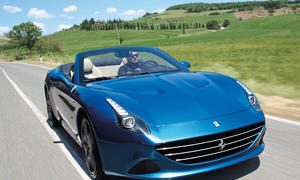 Ferrari California T Fahrbericht Sportwagen Cabrio Bilder