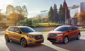 Ford Edge 2015 Markteinführung Neuheiten technische Daten SUV Geländewagen
