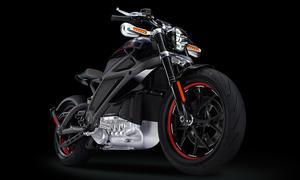 Harley-Davidson Project LiveWire E-Bike Neuheit Motorrad