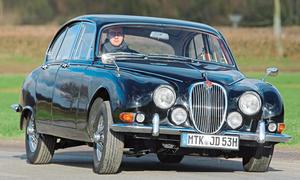 Jaguar S-Type 3.4 Fahrbericht Bilder Luxus-Limousine