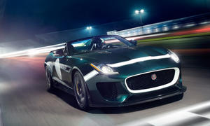 Jaguar F-Type Project 7 Roadster Sondermodell 2014 Goodwood