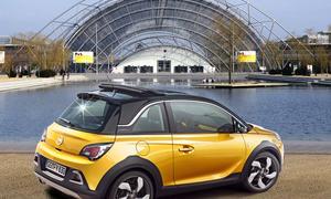 Opel Adam Rocks Preis 2014 Grundpreis Rolldach Cabrio Faltdach