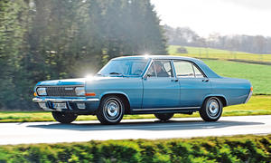 Opel Admiral 2800 S Classic Cars Fahrbericht Oldtimer Bilder