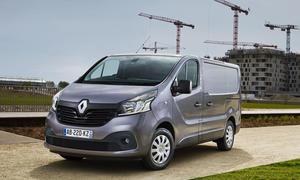 Renault Trafic 2014 Preis technische Daten Transporter Neuheiten Bilder