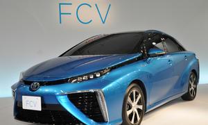 Toyota Full Cell Sedan Limousine Brennstoffzelle