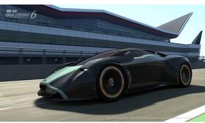 Aston Martin DP-100 2014 Gran Turismo 6 Rennwagen Computer Spiel