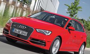 Audi A3 Sportback e-tron Test Bilder technische Daten