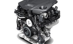 Audi e-tron TDI Plug-In-Hybrid 2015 V6-Diesel Q7 SUV