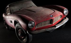 BMW 507 Elvis Presley unrestauriert Classic Cars Restauration