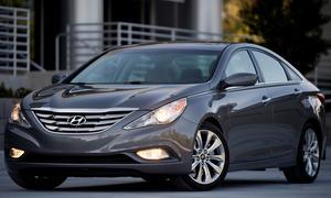 Hyundai Sonata Rueckruf Automatikgetriebe 2011 bis 2013 Limousine