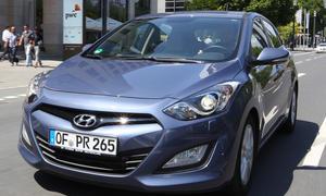 Hyundai i30 Rückruf Lenkung 2014