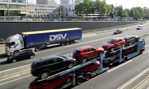 Lkw-Maut Deutschland Senkung Bundeskabinett EU-Richtlinie
