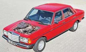 Mercedes 250/280 E W123 Kaufberatung Bilder technische Daten