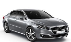 Peugeot 508 2014 Preise Marktstart SW RXH