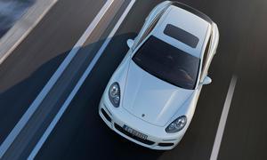 Porsche Panamera Plug-in-Hybrid 2014 Kombilimousine Preis