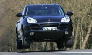 Gebrauchtwagen Premium SUV Vergleich Schnäppchen 15000 Euro