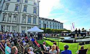 Schloss Bensberg Classic 2014 Oldtimer Treffen Concours d Elegance