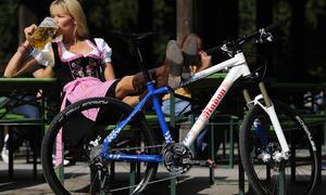 Alkohol Fahrrad Bier Führerschein-Entzug Strassenverkehr Rechtsprechung Promille