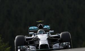 Formel 1 Belgien-GP 2014 Spa Live-Ticker Vorschau Nico Rosberg Mercedes Silberpfeile