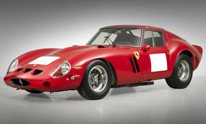 Ferrari 250 GTO Berlinetta 1962 Versteigerung Nostalgie Sportwagen