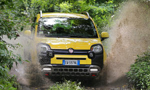Fahrbericht Fiat Panda Cross 0.9 TwinAir 4x4