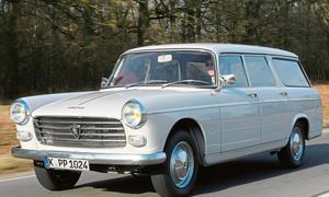 Peugeot 404 Familiale Kaufberatung Fahrbericht Bilder technische Daten