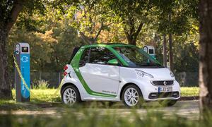 Smart ED Elektromobilität Förderung Annette Winkler Kleinstwagen Infrastruktur