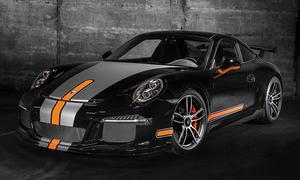 TechArt Porsche Felgen Zentralverschluss Tuning Formula IV Race 20 Zoll