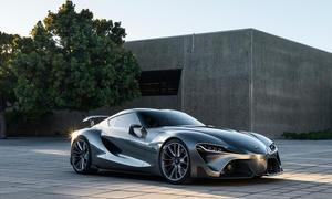 Toyota FT-1 Concept Studie Sportwagen Pebble Beach 2014 Supra Nachfolger