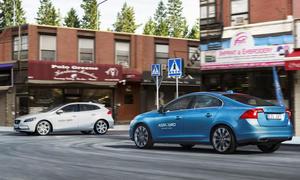 Volvo AstaZero Testzentrum Sicherheit Assistenzsysteme Vision Zero