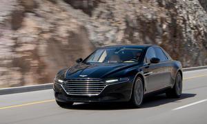 Aston Martin Lagonda 2015 Bilder Luxus Limousine 0002