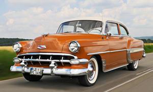 Chevrolet Bel Air Ikone Bilder technische Daten Oldtimer