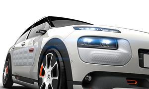 Citroen C4 Cactus Airflow 2L 2014 Paris Autosalon Hybrid Air SUV 0002