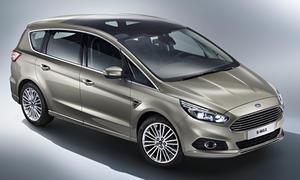 Ford S Max 2015 Familien Van Neuheit Paris 2014