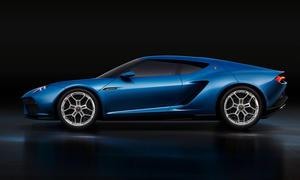 Lamborghini Asterion 2014 Paris Autosalon Premiere Plugin Hybrid Studie Spar-Sportler