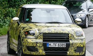 Mini Countryman 2017 kompakt SUV viertuerer 0002