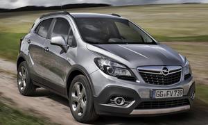 Opel Mokka 1.6 CDTI Diesel Motor 2015