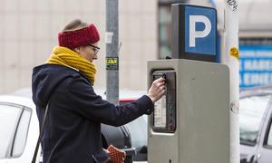 Defekter Parkautomat: Parken nur mit Parkscheibe erlaubt