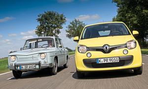 Renault Twingo SCe 70 Eco2 Renault 8 Vergleich Bilder