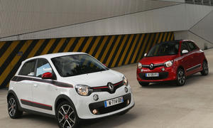 Renault Twingo GT 2015 Sportversion City-Car