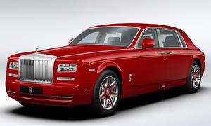Rolls Royce Phantom Rekord Bestellung Hotel Louis XIII Macao