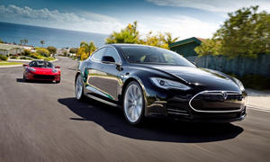 Tesla Gigafactory Nevada Produktion Batterien Wirtschaft