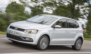 VW Polo 1.0 TSI BlueMotion Technology Test Bilder technische Daten