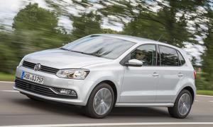 VW Polo 1.0 TSI BlueMotion Technology Test Bilder technische Daten