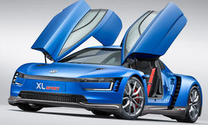 VW XL Sport 2014 Ducati Motor XL1 Supersportler 200 PS