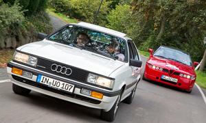 Youngtimer Classic 2014 Nachbericht Rallye Ausfahrt tour oldtimer petersberg autozeitung 0014