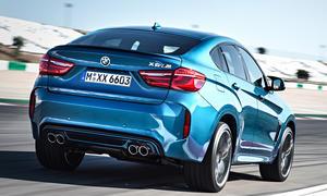LA Auto Show 2014 Highlights Vorschau Neuheiten BMW X6 M
