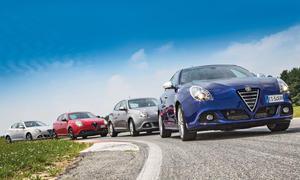 Alfa Romeo Giulietta Kaufberatung Bilder technische Daten