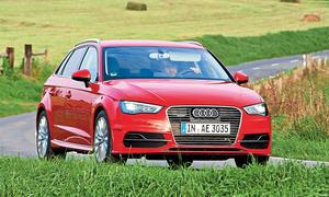 Audi A3 Sportback e-tron Plug-in-Hybrid Alltagstest