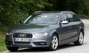 Audi A4 Rückruf 2014 Airbags B8 Softwarefehler Mittelklasse Deutschland